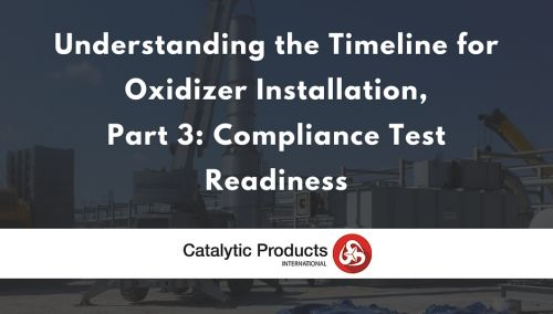 Building an Oxidizer, Part 3: Compliance Test Readiness