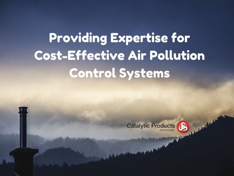 Providing Expertise for Cost-Effective Air Pollution Control Solutions
