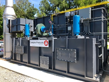 Case Study: Landfill Biogass Oxidizer Solutions