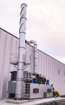 CPI Installs RTO at Flavoring Manufacturer