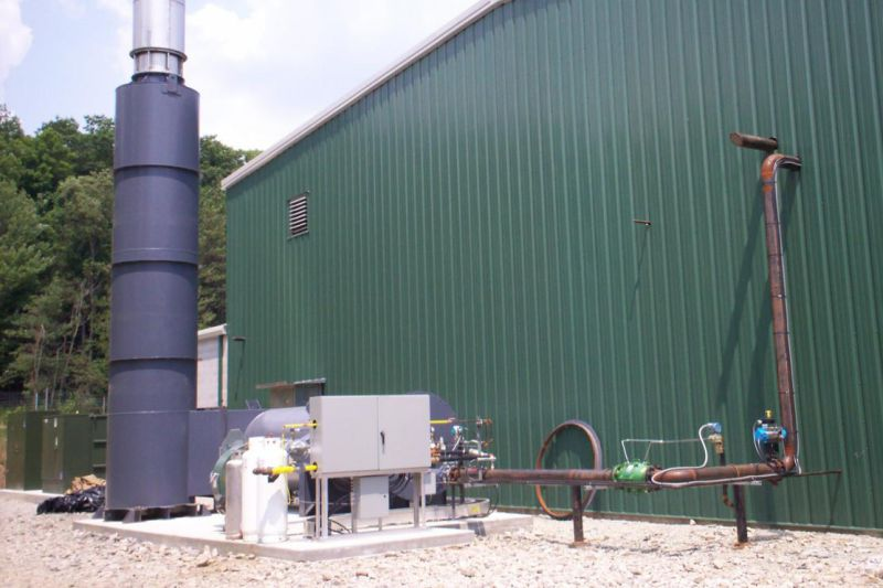 Landfill RNG Waste Gas Abatement